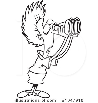 Binoculars View Clipart - Clipart Suggest