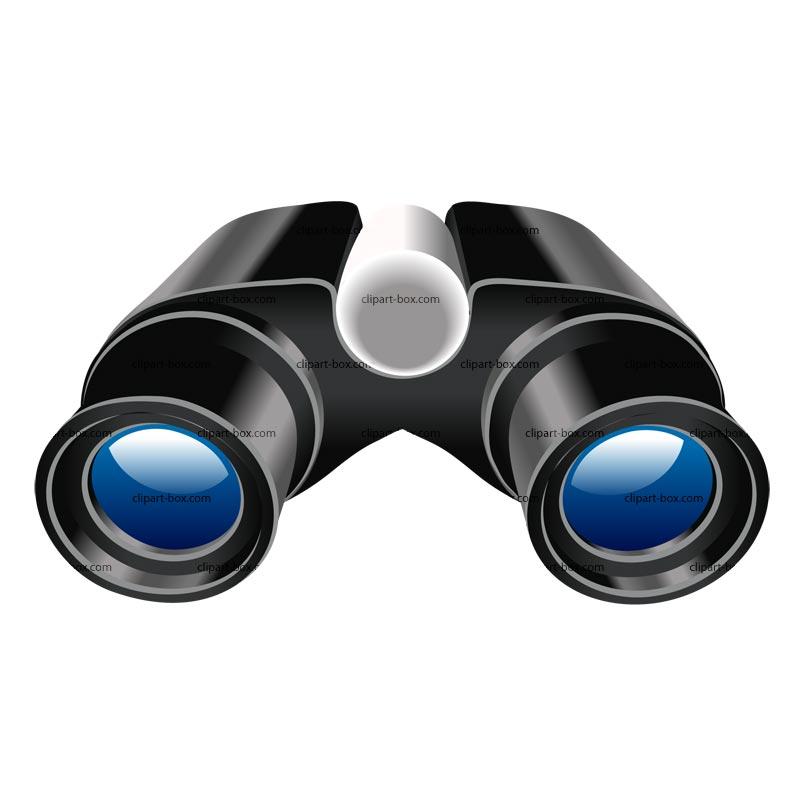 binoculars clipart - photo #8