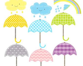 Baby Sprinkle Umbrella Clipart - Clipart Kid