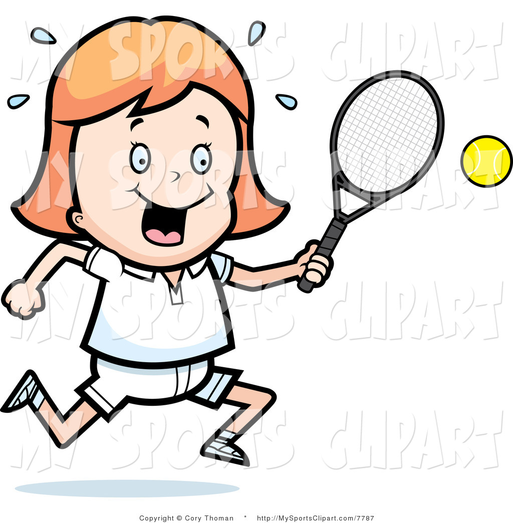 clipart sport tennis - photo #41