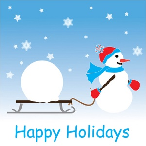 Happy Holidays Clip Art 2014   Thanksgiving 2015