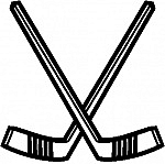 Hockey Clipart Black And White   Clipart Panda   Free Clipart Images