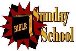 Sunday School Church Services Sunday