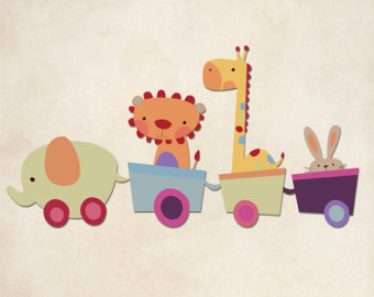 Baby Train Clipart - Clipart Suggest