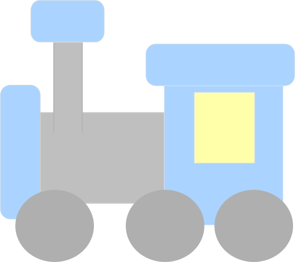 Baby Train Clipart - Clipart Kid