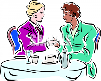 Business Lunch Clipart - Clipart Suggest