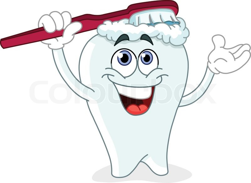 Cartoon Teeth Clipart - Clipart Kid