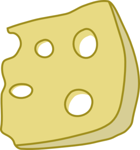 Cheese Clip Art At Clker Com   Vector Clip Art Online Royalty Free