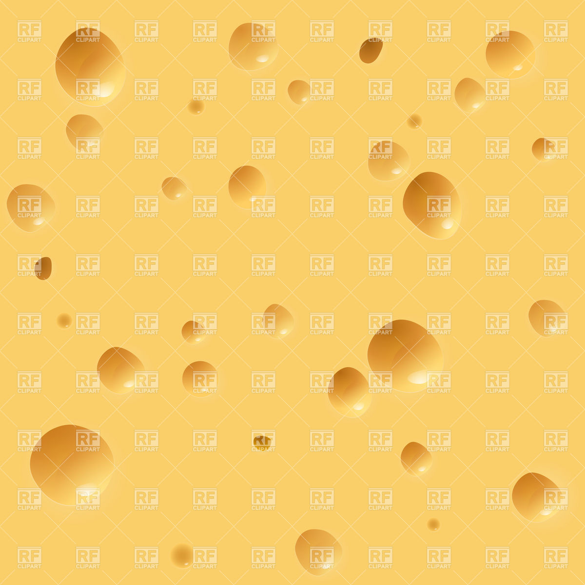 Cheese Slice Clip Art Realistic Cheese Cut Texture