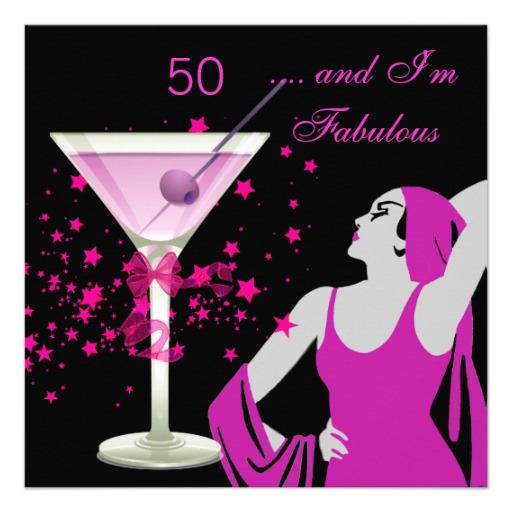 50 Fabulous Graphic: Diva Birthday Clipart