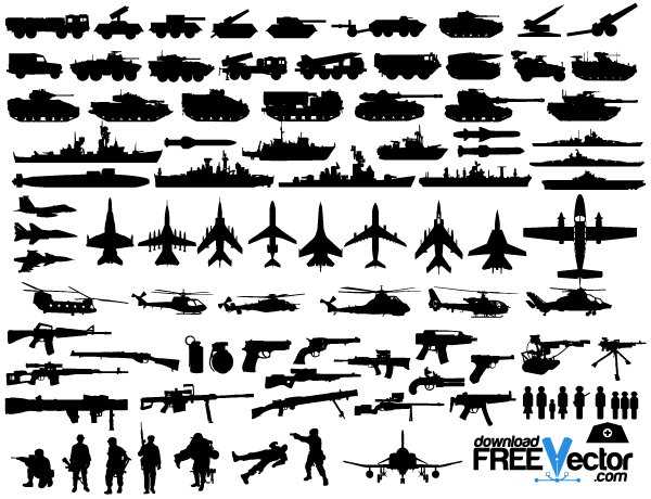 Military Vector Clip Art   Free Vector Site   Download Free Vector Art