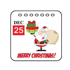 Christmas Day Clipart Using This Free Santa Clipart