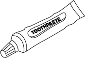 For Toothpaste Pictures   Graphics   Illustrations   Clipart   Photos