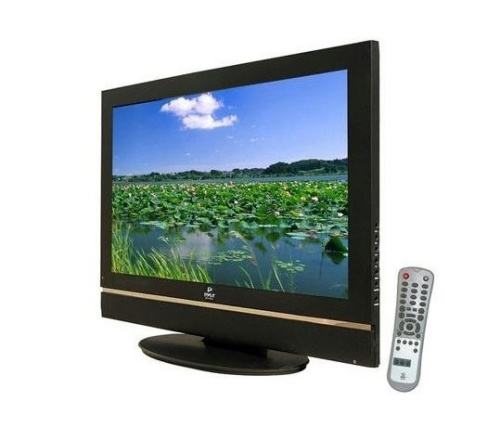 Lcd Tv Clipart