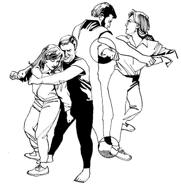 Self- Defense Clipart - Clipart Suggest