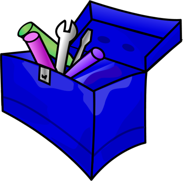 Tool Kit   Vector Clip Art