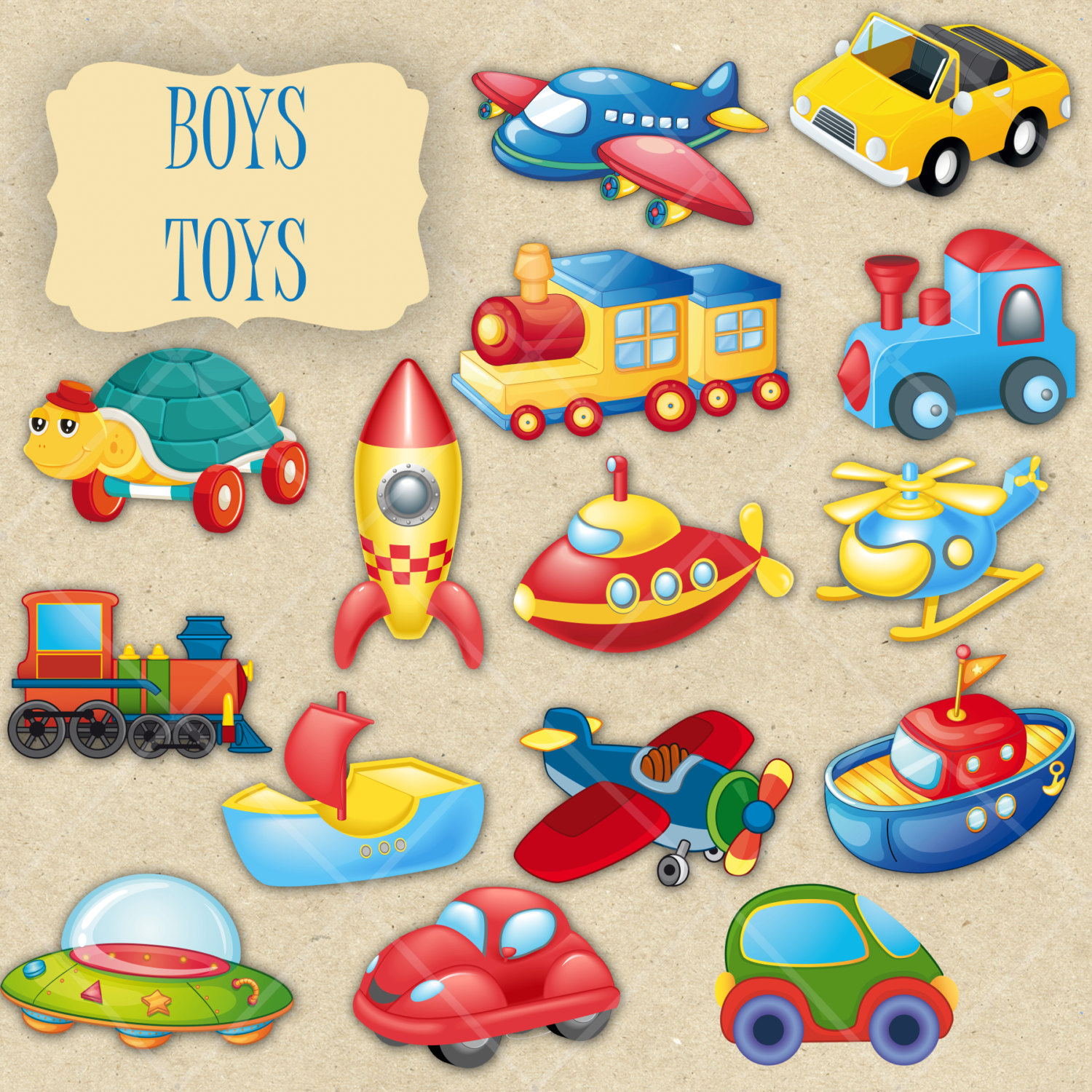 Art Toys For Boys : Boy toys clipart suggest
