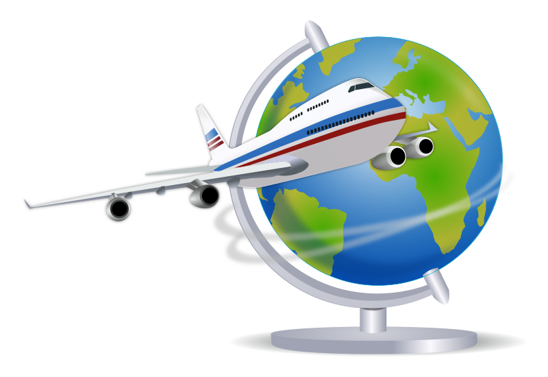 Clip Art Traveling Clipart travel clipart kid globe by gnokii icon sign for traveling