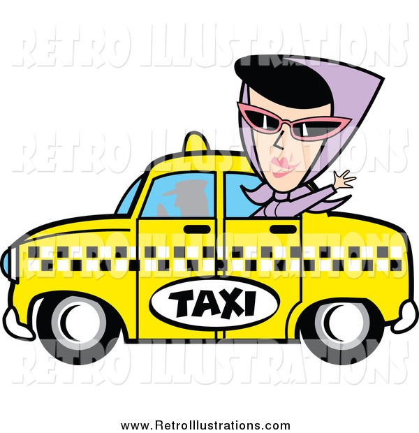 Back   Gallery For   1940s Taxi Cab Clip Art