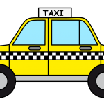 Beautiful Taxi Cab Printable Clip Art For Kids September 2014