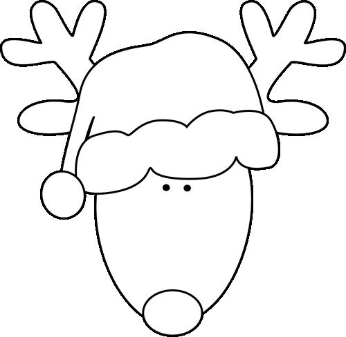 Santa outline clipart suggest