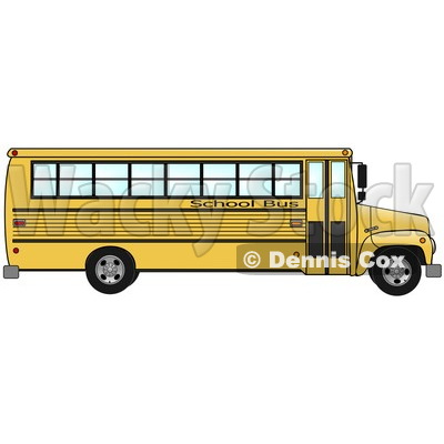 Cartoon Bus Clipart   Cliparthut   Free Clipart