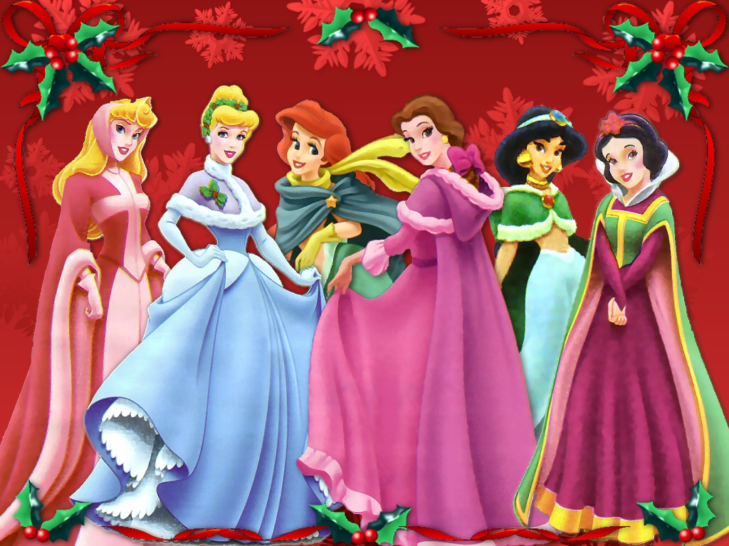 Disney Princess Animated Halloween Clipart Disney Princess Christmas