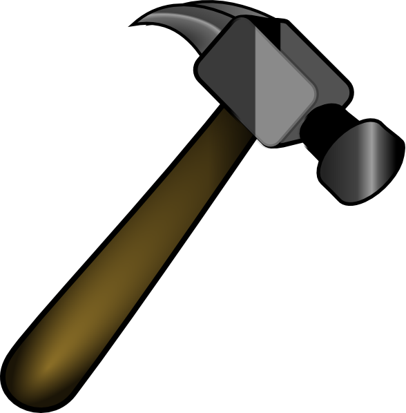 Saw And Hammer Clipart - Clipart Suggest