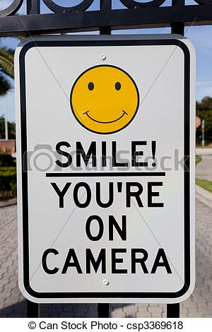 Smile For The Camera Clip Art Smile You Are On Camera