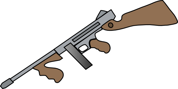 Rifle Clipart - Clipart Kid