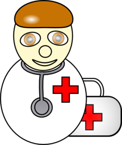 Doctor House Medical Clipart - Clipart Kid