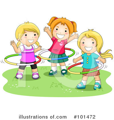 Friends Playing Basketball Royalty Free Clip Art Picture