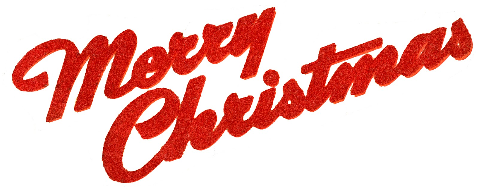 free clipart merry christmas text - photo #17