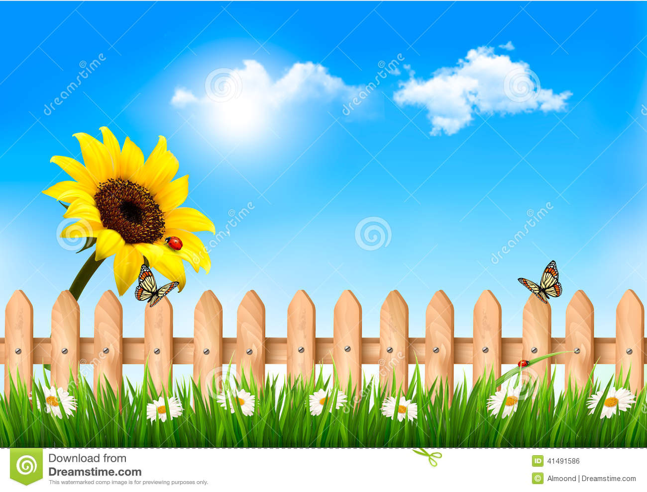 Nature Background Clipart - Clipart Suggest