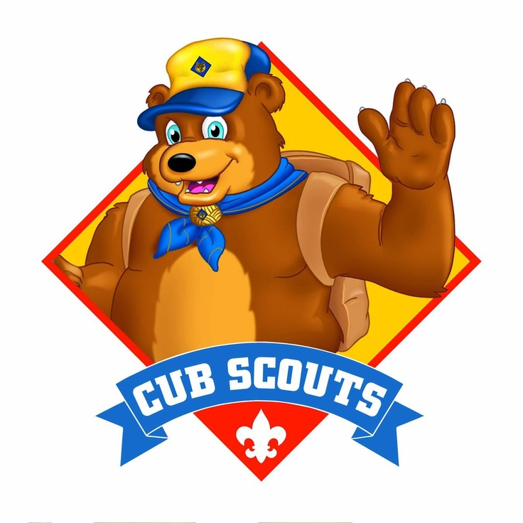 Cub Scouts Bear   Cubs   Pinterest