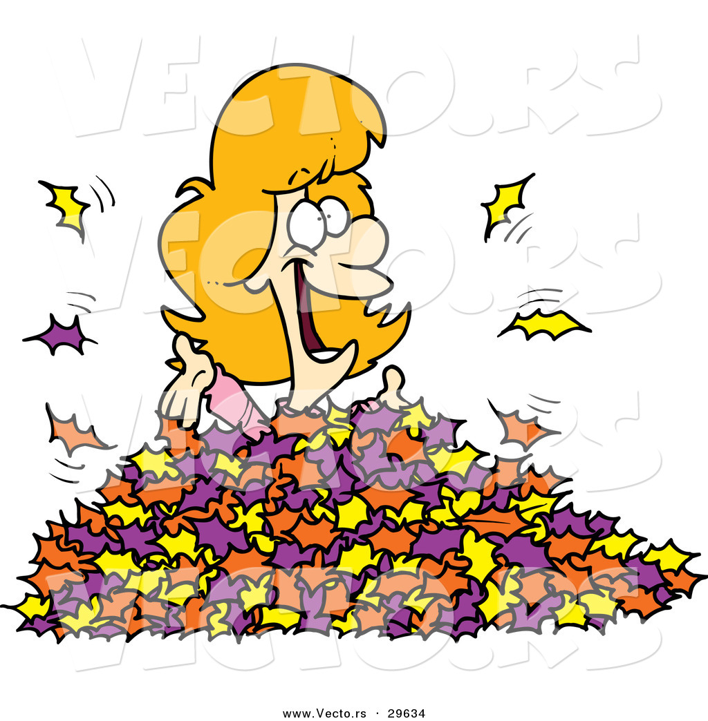 Fall Leaf Pile Clipart   Clipart Panda   Free Clipart Images