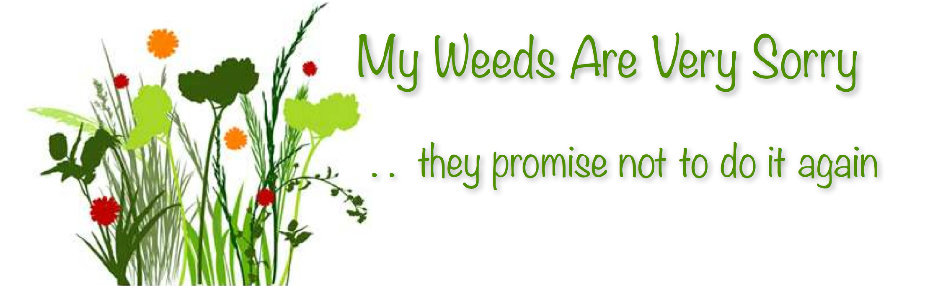 Garden weed clip art my weeds are very sorry