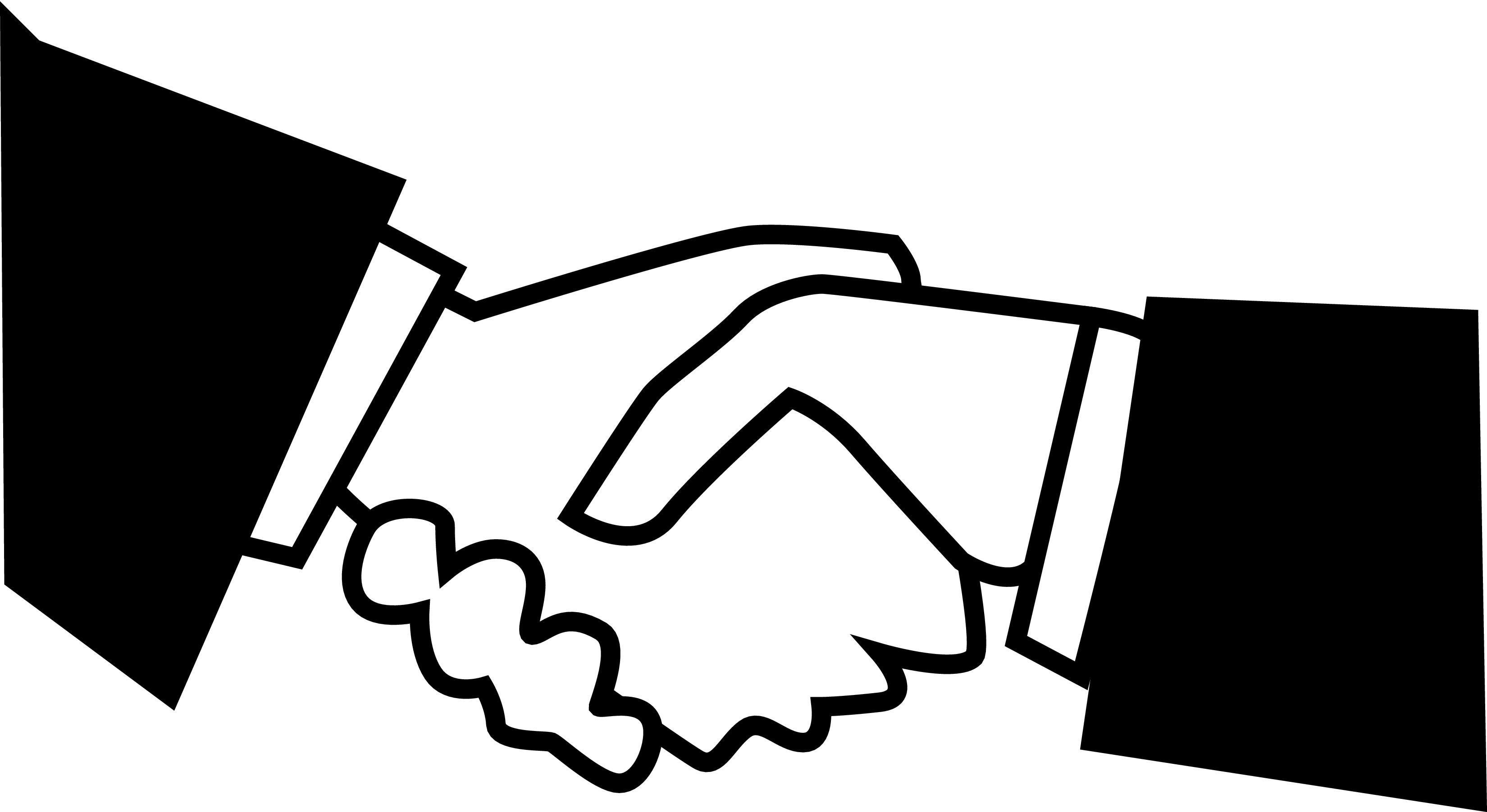 Clip Art Handshake Clip Art black white handshake clipart kid hand shake clip art art