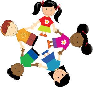 Image result for multicultural kids clip art