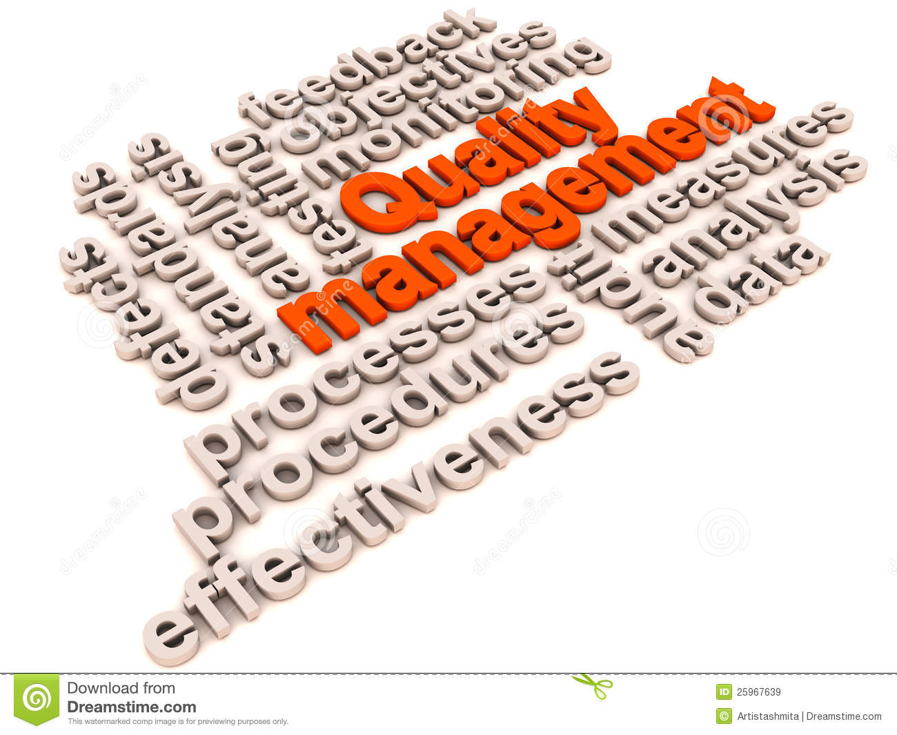 Quality Management Quality Management Clipart