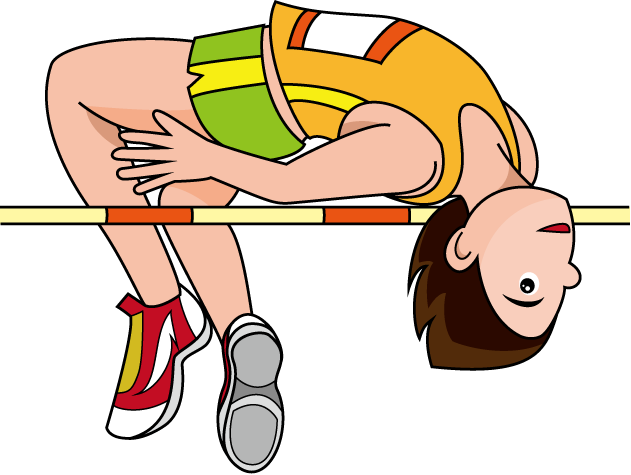 High Jump Bar Clipart Clipart Suggest