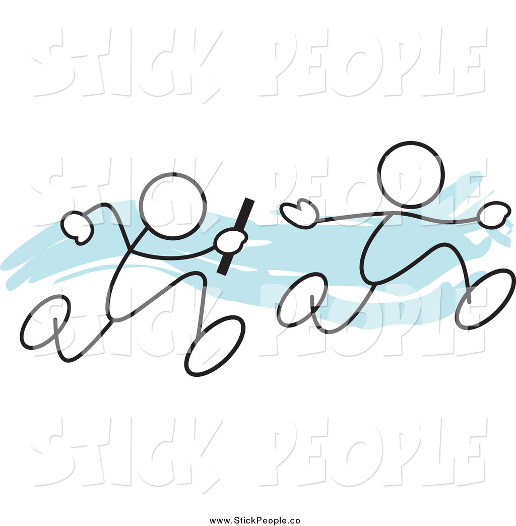 stick men running a relay race stickler man during a cone piston clip art images pistol clip art black and white