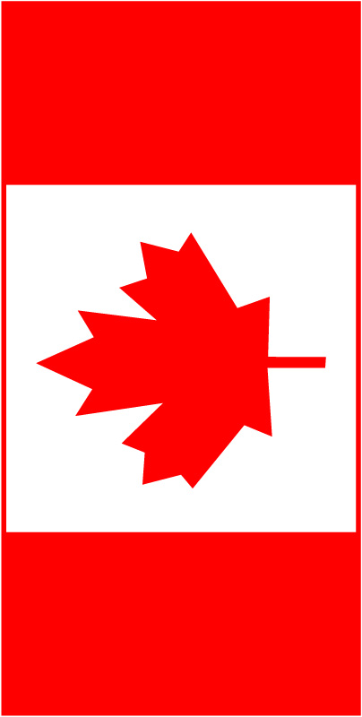 Canada Flag Clipart   Clipart Best
