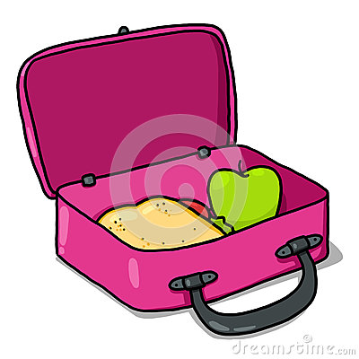 Empty Lunch Box Clipart - Clipart Suggest
