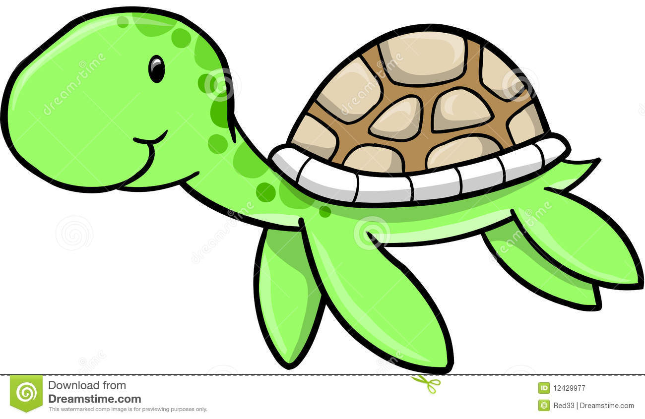 Cute Girl Turtle Clipart - Clipart Kid