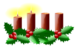 Second Sunday Of Advent Vector Free Vector Images   Vector Me