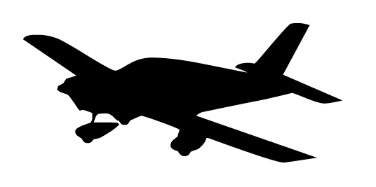 small airplane clipart free - photo #31