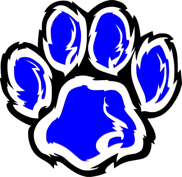 Wildcat Paw Clipart Clipart Suggest
