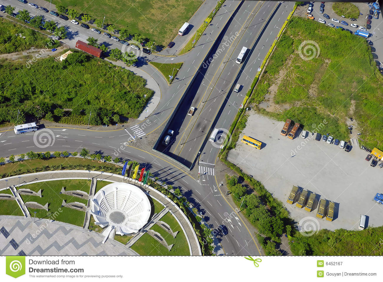 Bird S Eye View Royalty Free Stock Photography   Image  6452167