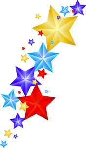 Pin Multicolored Stars Graphics Of Nebula Glitters Offers A Games On